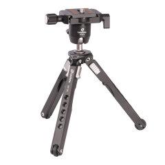 Leofoto Pocket Mini Tripod MT-03 + Ballhead MTB-19