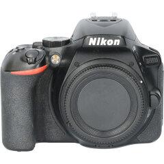 Tweedehands Nikon D5600 Body Zwart CM1124