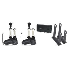 Nanlite Backdrop Elevator Support Kit (Two-axle)