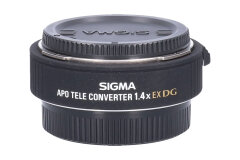 Tweedehands Sigma Converter 1.4x EX DG HSM APO (alleen geschikt voor Sigma camera's) Sn.:CM4911