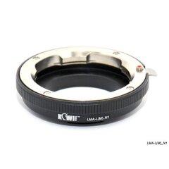 Kiwi Photo Lens Mount Adapter (Leica M naar Nikon 1)