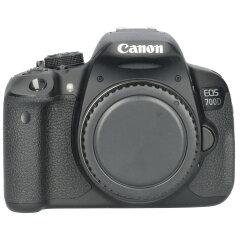 Tweedehands Canon EOS 700D - Body CM5374