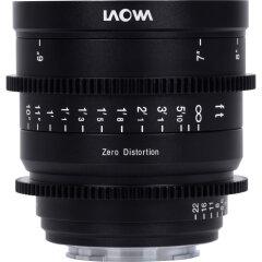 Laowa Venus 15mm t/2.1 ZERO-D Cine Lens - Sony FE