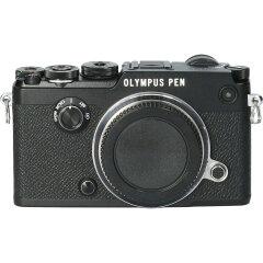 Tweedehands Olympus PEN-F Body Zwart CM9267