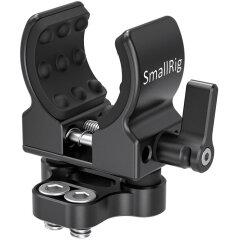 SmallRig 2489 Shotgun Microphone Holder (1/4-20 Screw)