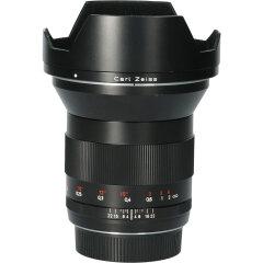 Tweedehands Carl Zeiss Distagon T* 21mm f/2.8 ZE - Canon CM9356