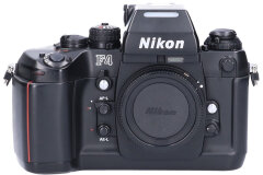 Tweedehands Nikon F4 - Body Sn.:CM7711