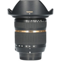 Tweedehands Tamron SP AF 10-24mm f/3.5-4.5 Di II LD Asph Nikon CM5484