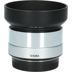 Tweedehands Sigma 30mm f/2.8 DN Art Micro 4/3 - Zilver CM2437