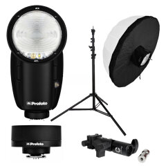 Profoto A1X Brendan de Clercq - Nikon Starter set