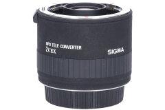 Tweedehands Sigma 2.0X Apo teleconverter Sn.:CM7365