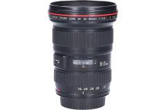 Tweedehands Canon EF 16-35mm f/2.8 L II USM Sn.:CM6839