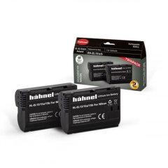 Hahnel HL-EL15HP Nikon Type Twinpack