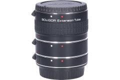Tweedehands Soligor set tussenringen 3-delig voor Canon AF/EFS Sn.:CM4488