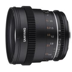 Samyang 50mm T1.5 MK2 Canon