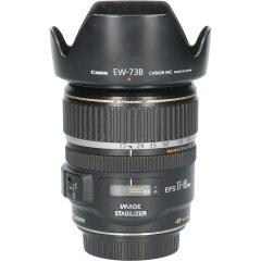 Tweedehands Canon EF-S 17-85mm f/4.0-5.6 IS CM5110