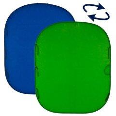 Lastolite Chromakey 150x180cm Blue/Green Reversible