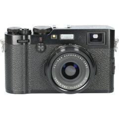 Tweedehands Fujifilm FinePix X100F Zwart CM0977