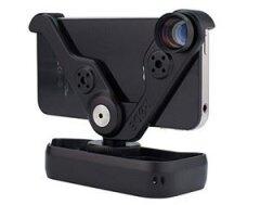 Rode Grip+ Multi-purpose mount & lens kit voor iPhone 5/5S
