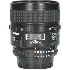 Tweedehands Nikon AF-D 60mm f/2.8 Micro CM5303