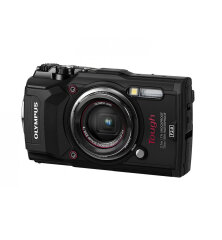 Olympus Tough TG-6 Zwart