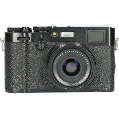 Tweedehands Fujifilm FinePix X100F Zwart CM5438