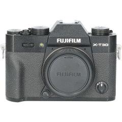 Tweedehands Fujifilm X-T30 Body Black CM2319