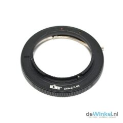 Kiwi Photo Lens Mount Adapter (CY-4/3)