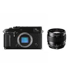Fujifilm X-Pro3 Titan Zwart + XF 23mm f/1.4 R