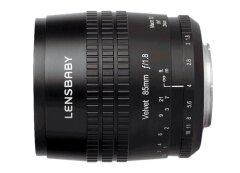 Lensbaby Velvet 85 Sony E