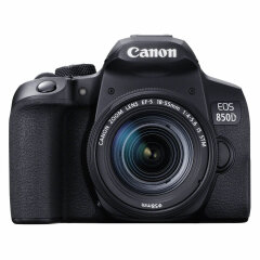 Canon EOS 850D + 18-55mm IS STM