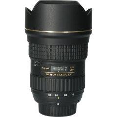 Tweedehands Tokina 16-28mm f/2.8 AT-X PRO FX Nikon CM9441