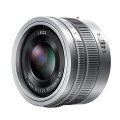 Panasonic Leica DG Summilux 15mm f/1.7 ASPH - Zilver