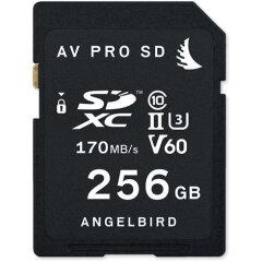 Angelbird AVpro SDXC UHS-II V60 256GB