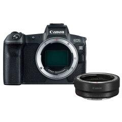 Canon EOS R + EF-RF Adapter