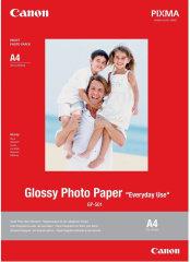 Canon PHOTO PAPER GLOSSY (GP-501) A4 20 Sheets 0775B082