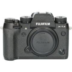 Tweedehands Fujifilm X-T2 Body Zwart CM2074
