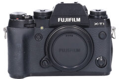 Tweedehands Fujifilm X-T1 Zwart - Body Sn.:CM4205