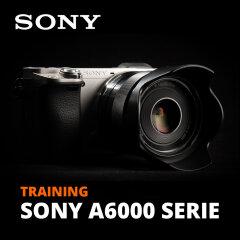 Training Sony A6000 serie