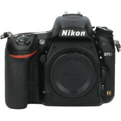 Tweedehands Nikon D750 Body CM9915