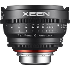 XEEN 14mm T3.1 FF Cine Canon EF