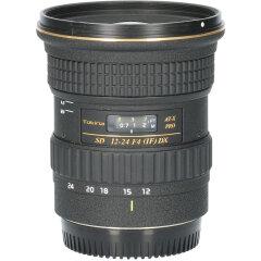 Tweedehands Tokina 12-24mm f/4.0 PRO DX Canon CM4685
