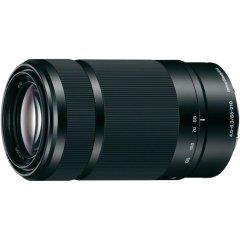 Sony Nex 55-210mm f/4.5-6.3 OSS Zwart