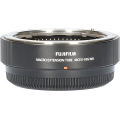 Tweedehands Fujifilm Macro tussenring MCEX-18G WR CM5273