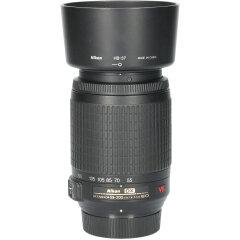 Tweedehands Nikon 55-200mm f/4.0-5.6 G AF-S DX VR IF-ED CM2968