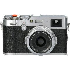 Tweedehands Fujifilm FinePix X100F Zilver CM2196