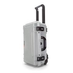 Nanuk Case 935 Zilver Plukschuim