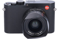 Tweedehands Leica Q (Typ 116) Zwart CM8430
