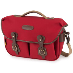 Billingham Hadley Pro 2020 Burgundy/Chocolate Canvas