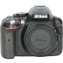Tweedehands Nikon D5300 Zwart - Body CM3242